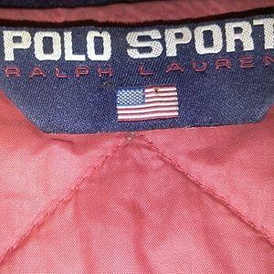 💎Polo Sport Ralph Lauren Vest 💎VTG